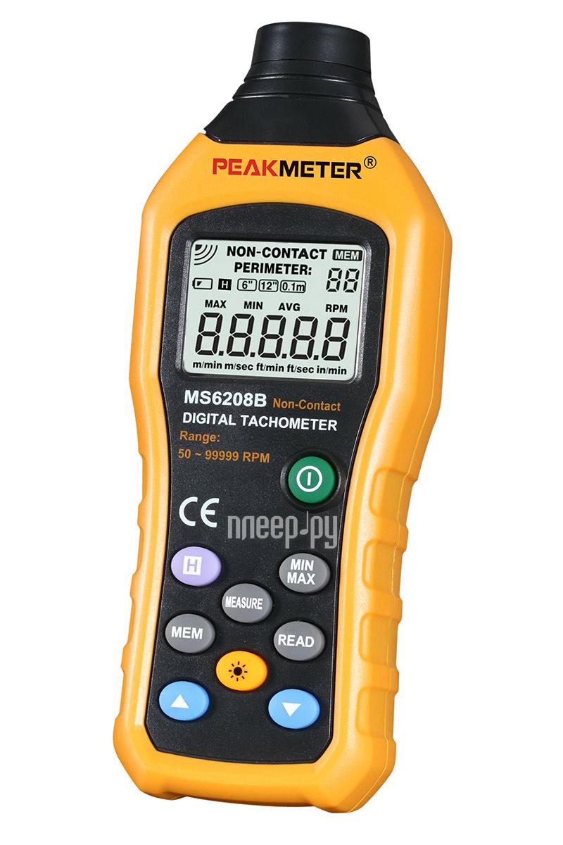Тахометр PeakMeter MS6208B купить