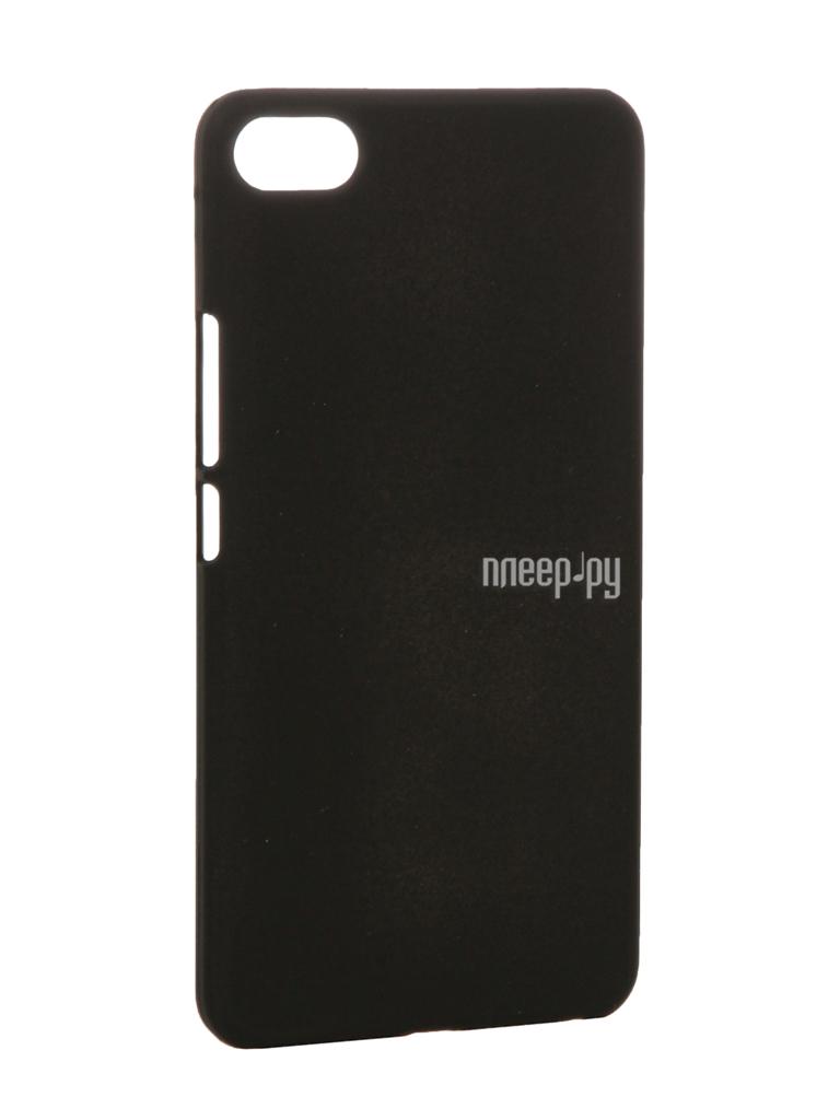 Аксессуар Чехол Meizu U20 SkinBox Shield 4People Black T-S-MU20-002