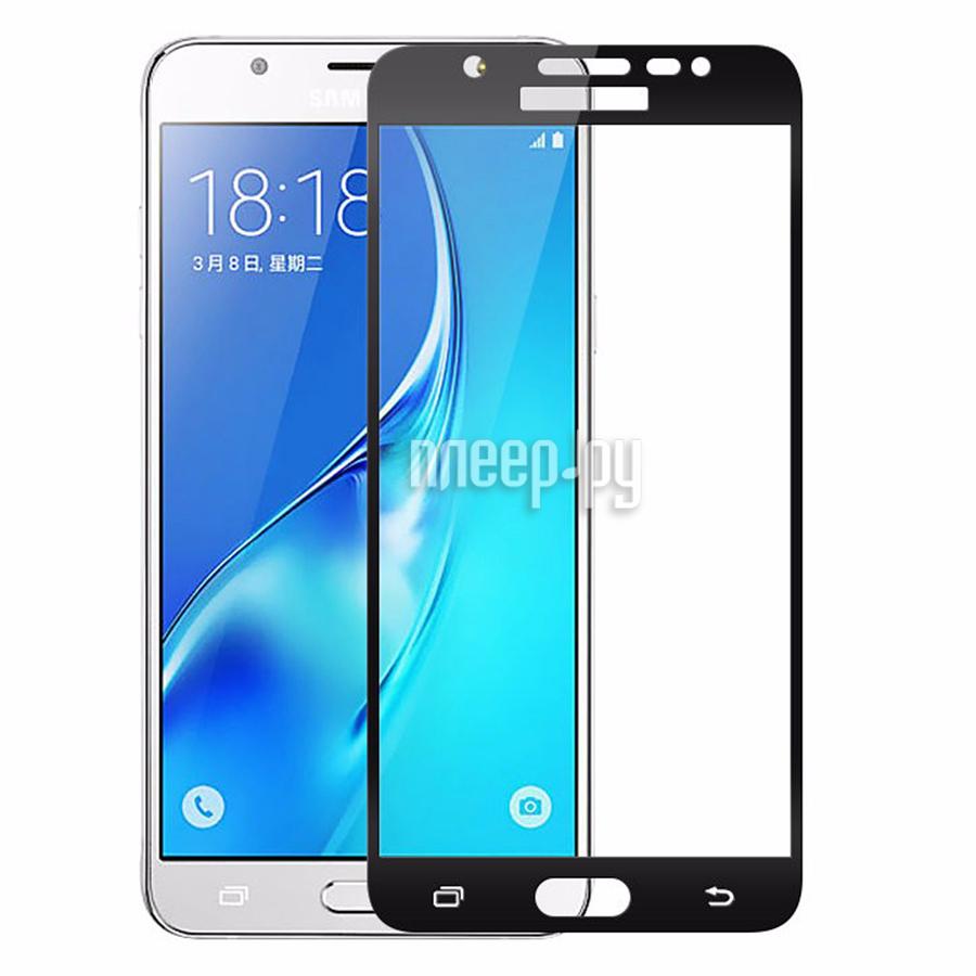 Аксессуар Защитное стекло Samsung Galaxy J5 Prime CaseGuru 0.3mm Black 87671