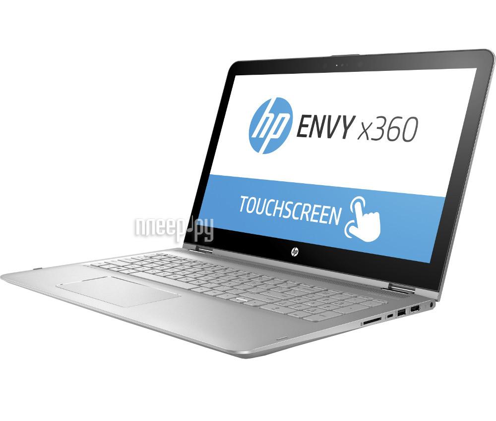 Ноутбук HP Envy x360 15-aq101ur Y5V48EA (Intel Core i7-7500U 2.7GHz / 12288Mb / 2000Gb / No ODD / Intel HD Graphics / Wi-Fi / Bluetooth / Cam / 15.6 / 3840x2160 / Touchscreen / Windows 10 64-bit)