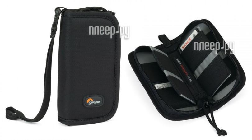 Футляр Чехол Lowe Pro S&F Memory Wallet 20  Pleer.ru  681.000