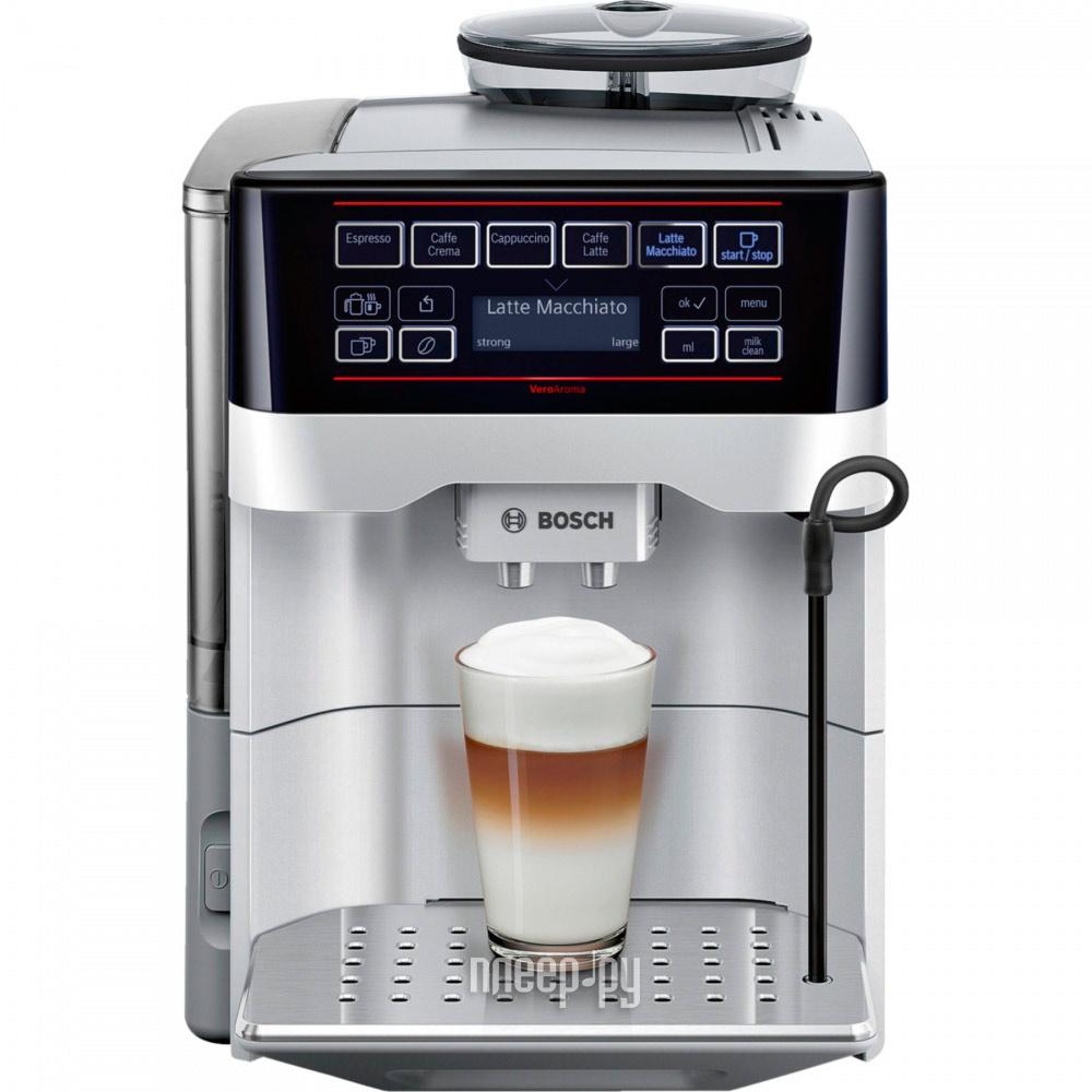 Кофемашина Bosch TES 60321 RW