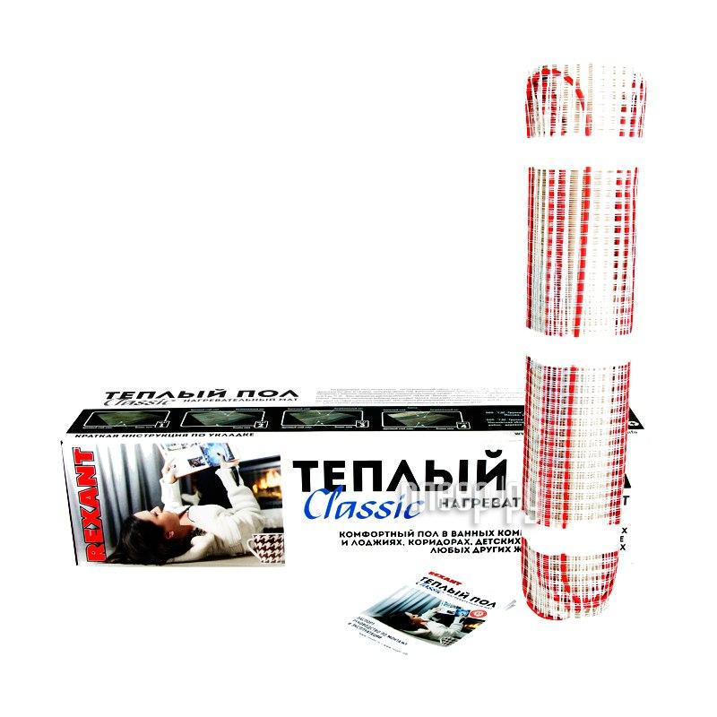 Теплый пол Rexant Classic RNX-4.0-600 51-0508-2
