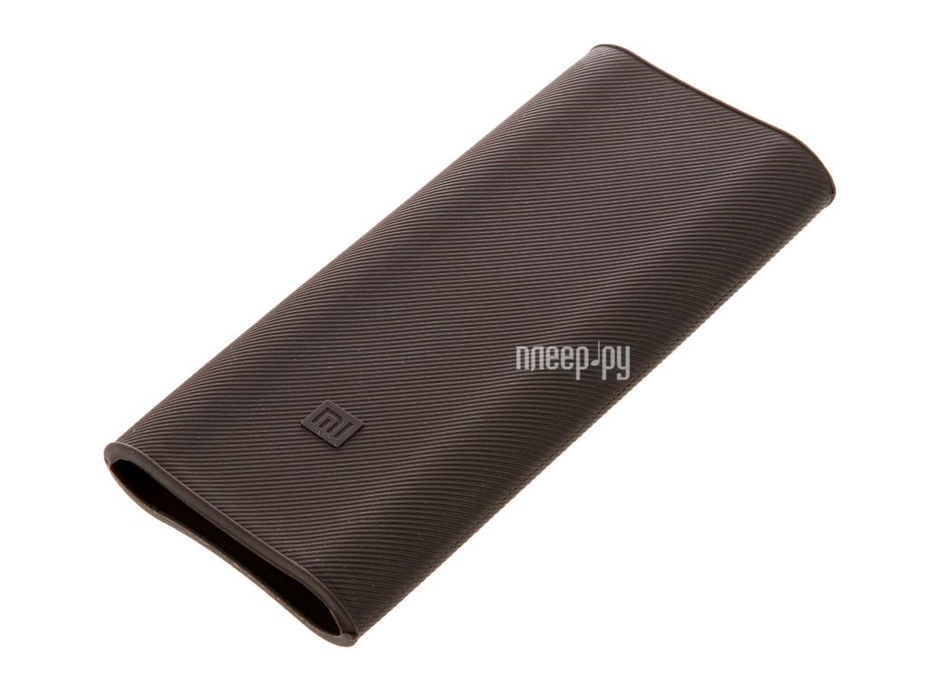 Аксессуар Чехол Lumiix Xi-302BL для Xiaomi Power Bank 16000 mAh Black