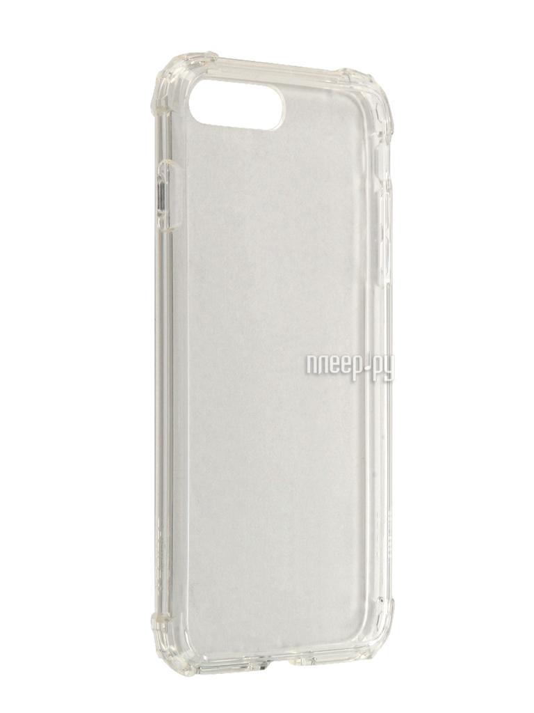 Аксессуар Чехол Spigen SGP Crystal Shell для APPLE iPhone 7 Plus Crystal 043CS20314