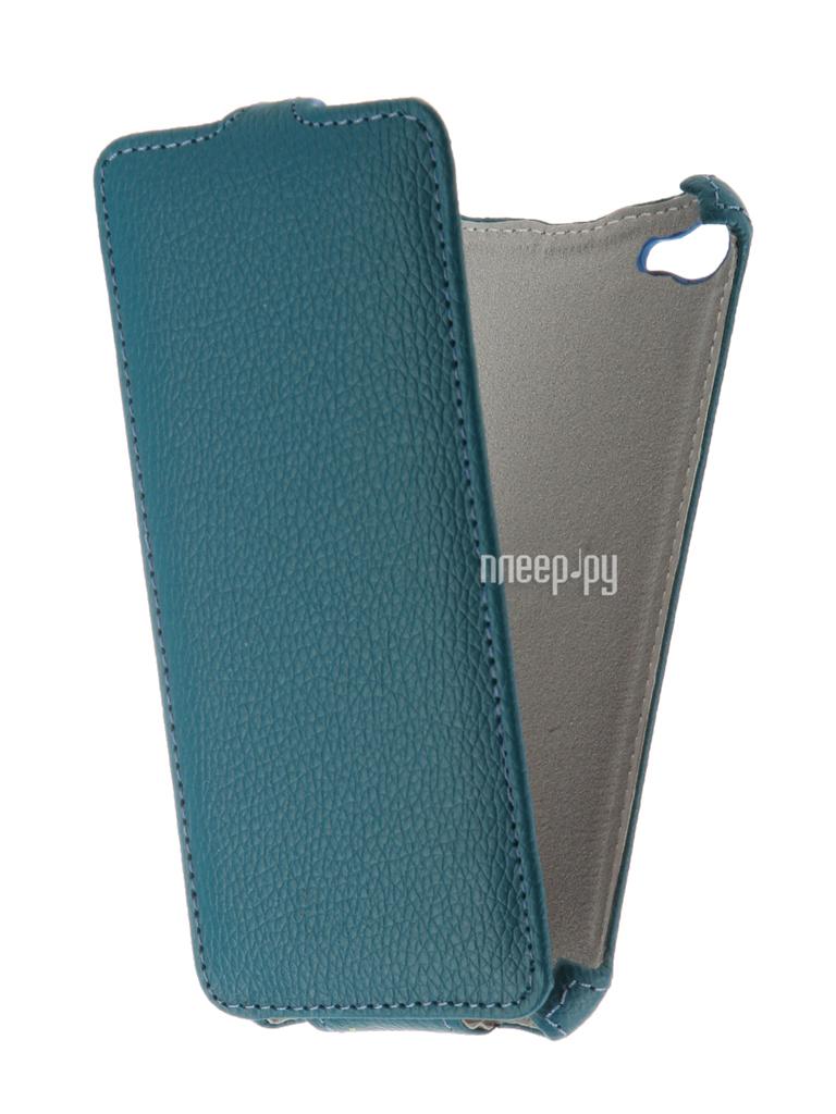 Аксессуар Чехол Meizu U10 Zibelino Classico Turquoise ZCL-MZ-U10-TQS