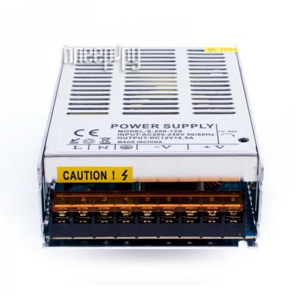 Блок питания SWGroup 200W 12V