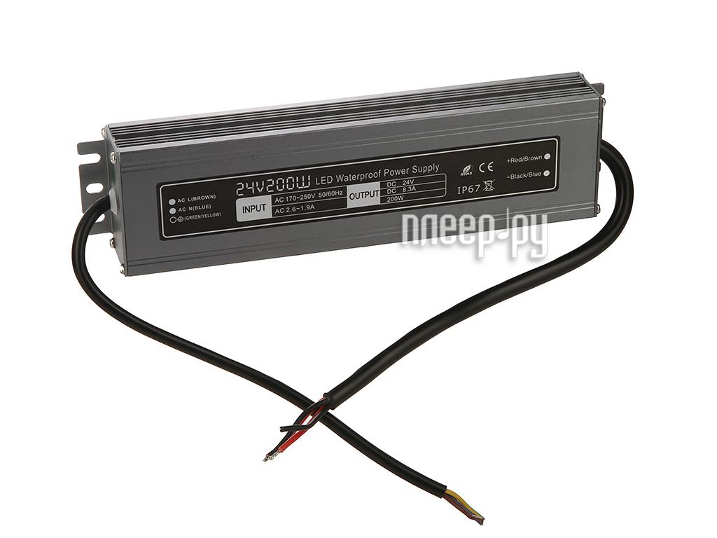 Блок питания SWGroup Mini Al TPW 200W 24V