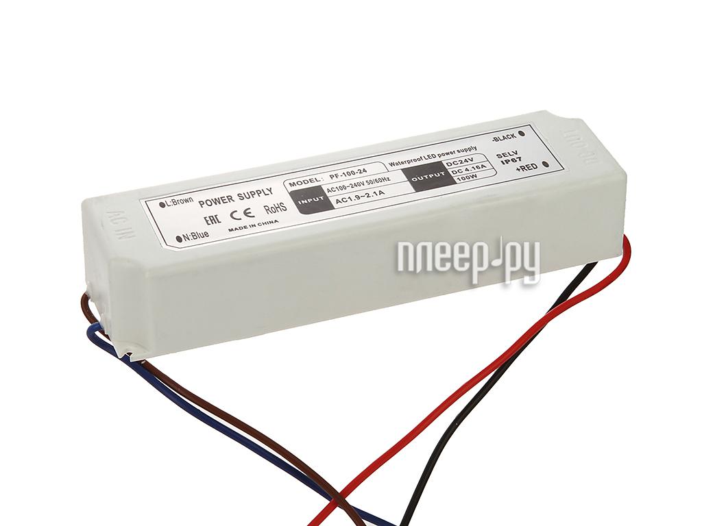 Блок питания SWGroup IP67 100W 24V