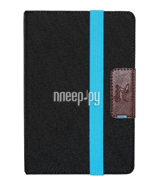Аксессуар Чехол for PocketBook 614/615/624/625/626/640 Snoogy Cloth Black SN-PB6X-BLK-OXF
