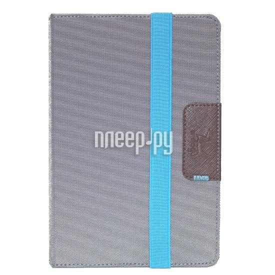 Аксессуар Чехол for PocketBook 614 / 615 / 624 / 625 / 626 / 640 Snoogy Cloth Grey SN-PB6X-GR-OXF