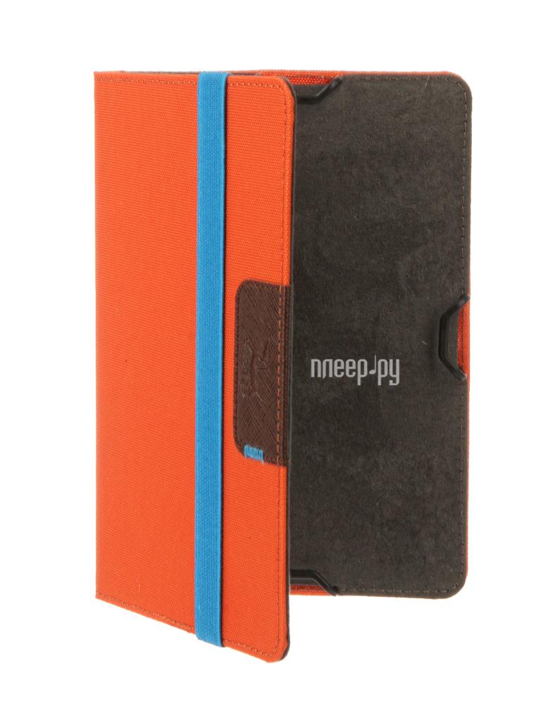 Аксессуар Чехол for PocketBook 614/615/624/625/626/640 Snoogy Cloth Orange SN-PB6X-TR-OXF