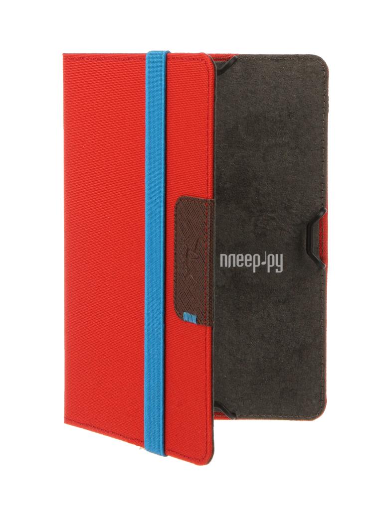 Аксессуар Чехол for PocketBook 614 / 615 / 624 / 625 / 626 / 640 Snoogy Cloth Red SN-PB6X-RED-OXF