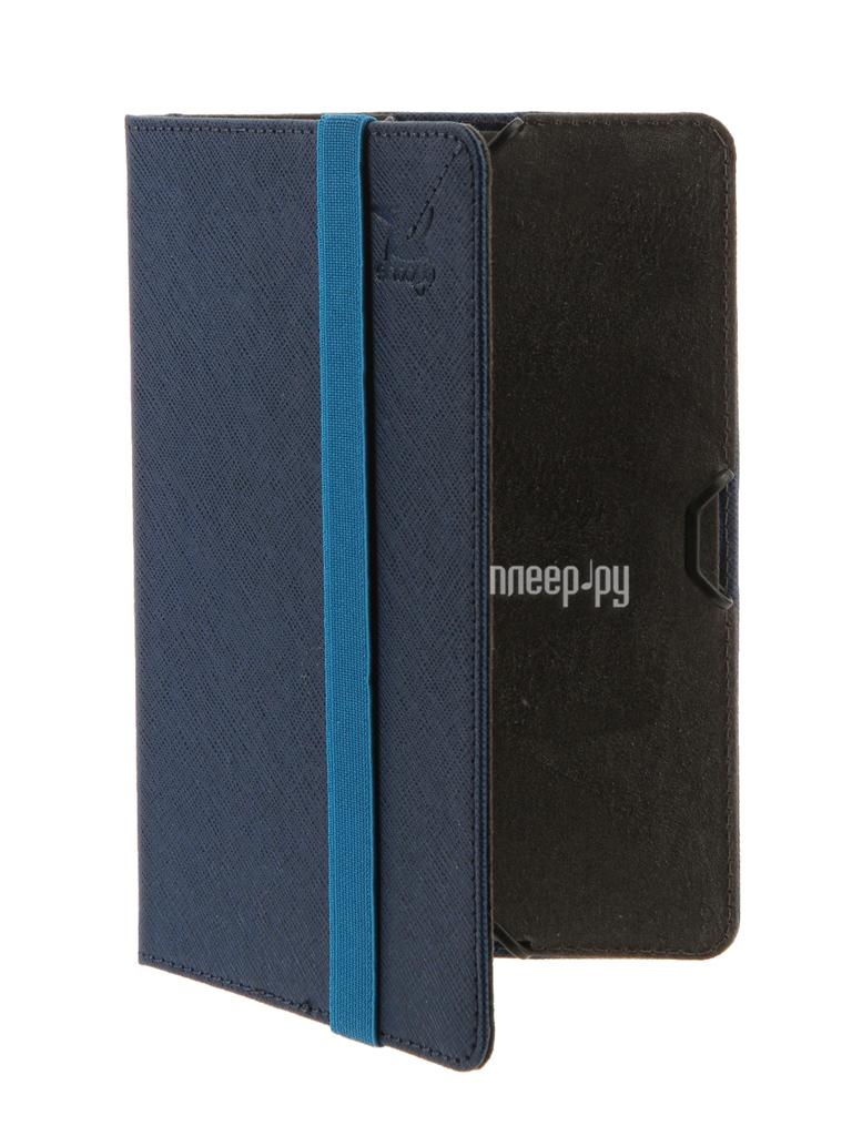 Аксессуар Чехол for PocketBook 614/615/624/625/626/640 Snoogy иск.кожа Blue SN-PB6X-BLU-LTH