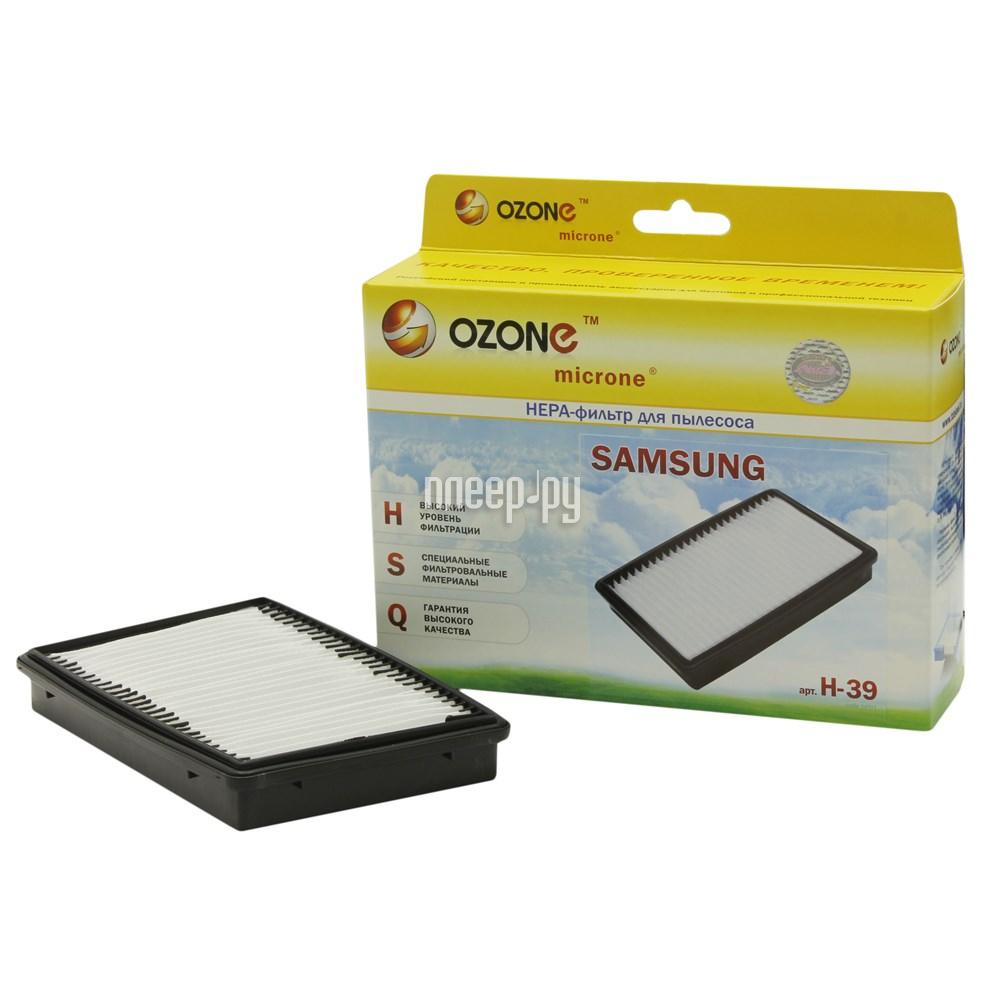 Аксессуар Ozone H-39 HEPA фильтр для Samsung SC51/SC53/SC54