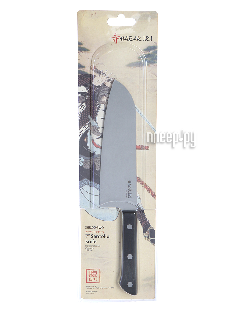 Нож Samura Harakiri SHR-0095WO - длина лезвия 175mm