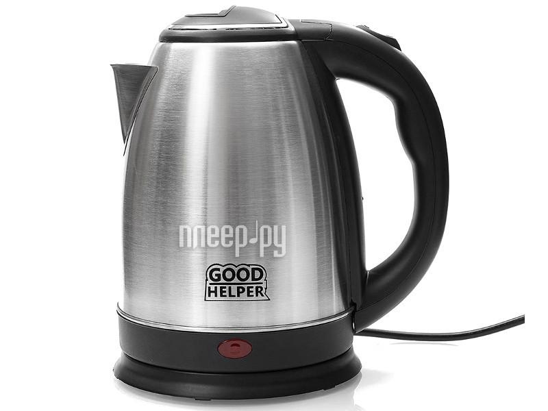 Чайник Goodhelper KS-18B01 Silver-Black