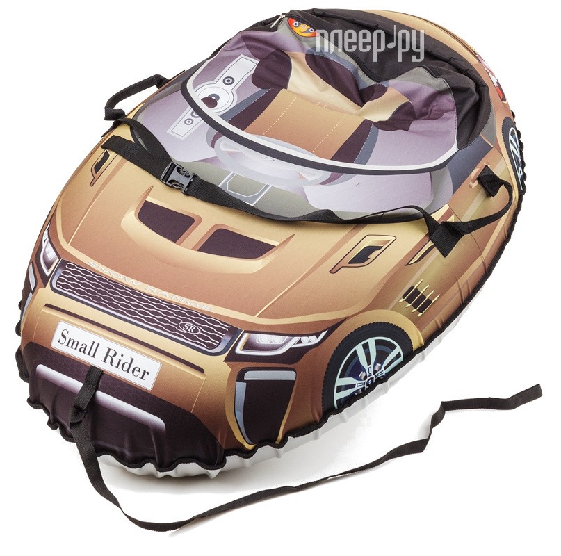 Тюбинг Small Rider Snow Cars 2 110x86cm Ranger Bronze 3687715