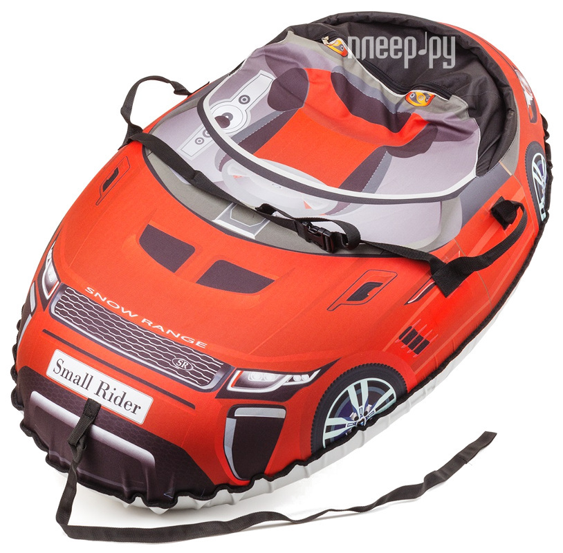 Тюбинг Small Rider Snow Cars 2 110x86cm Ranger Red 3687714