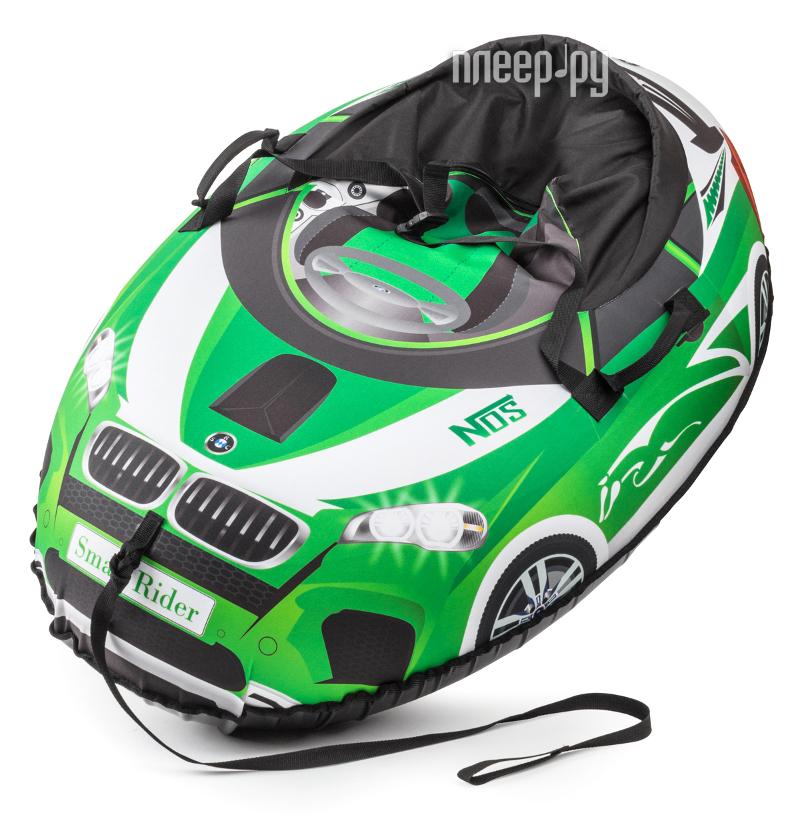 Тюбинг Small Rider Snow Cars 2 110x86cm BM Green 3687713