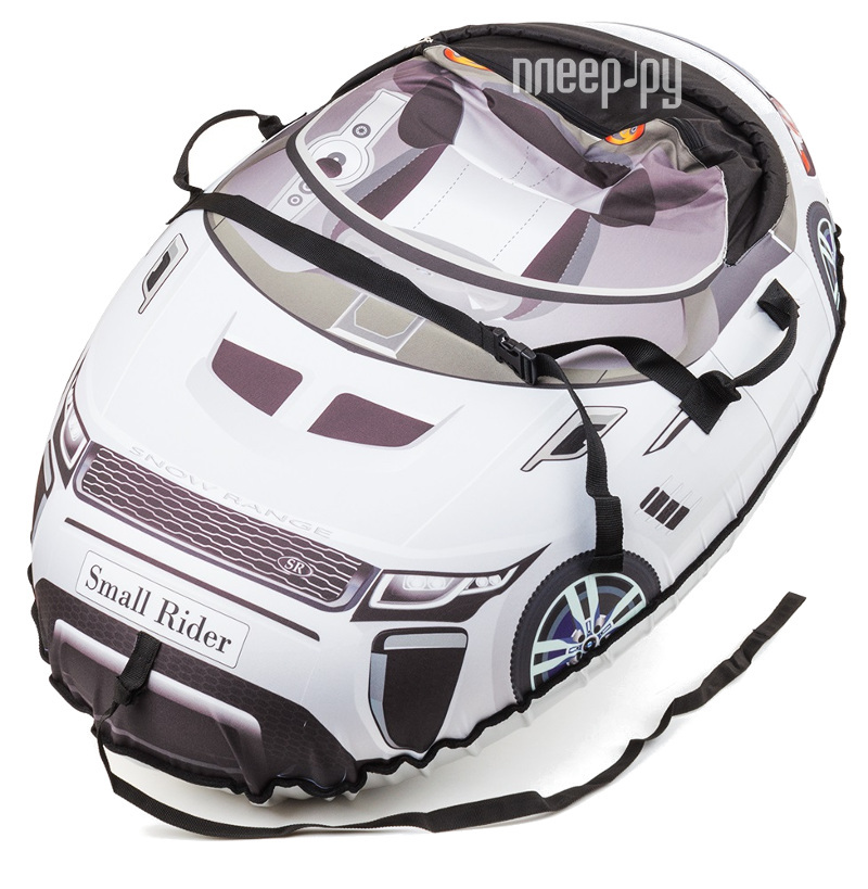 Тюбинг Small Rider Snow Cars 2 110x86cm Ranger White 3687712