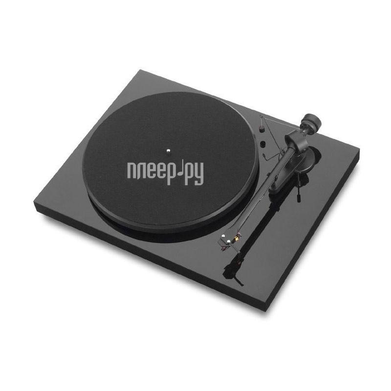 Проигрыватель виниловых дисков Pro-Ject Debut III Phono USB Piano Black
