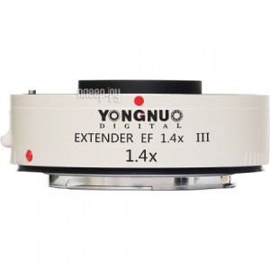Купить Конвертер YongNuo Extender EF 1.4x III