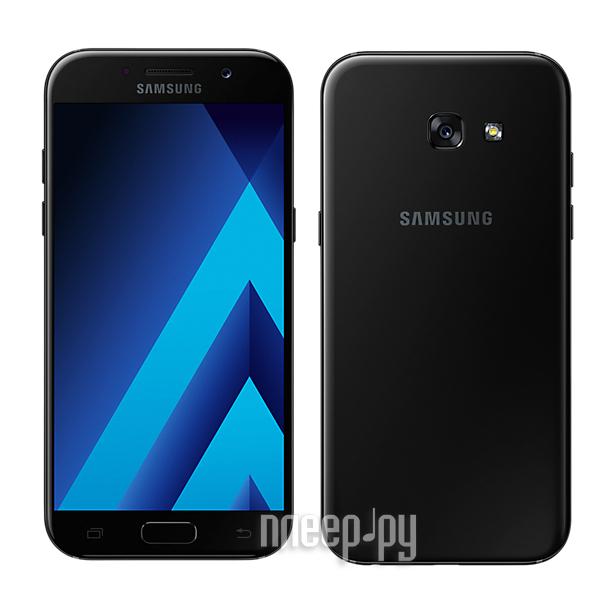 Samsung SM-A520F Galaxy A5 (2017) Black