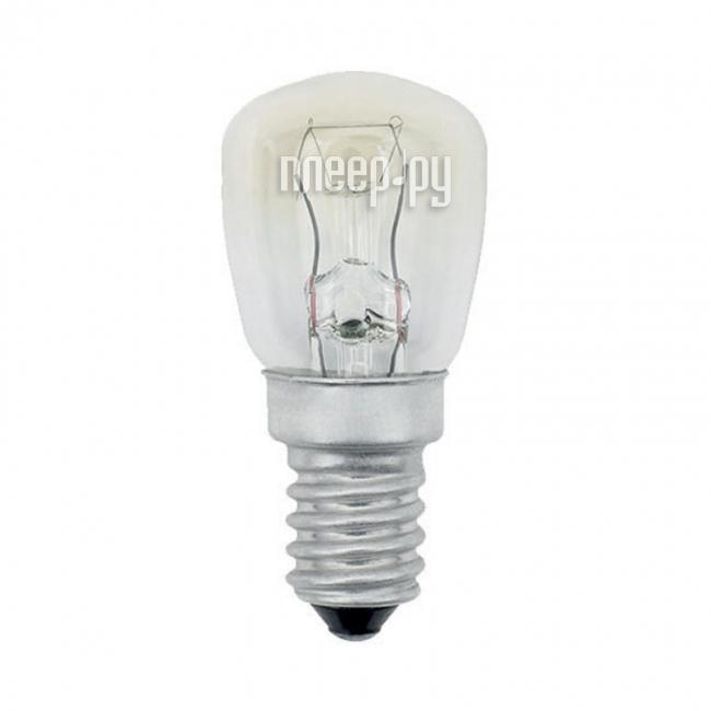 Лампочка Uniel IL-F25-CL-15 / E14 01854