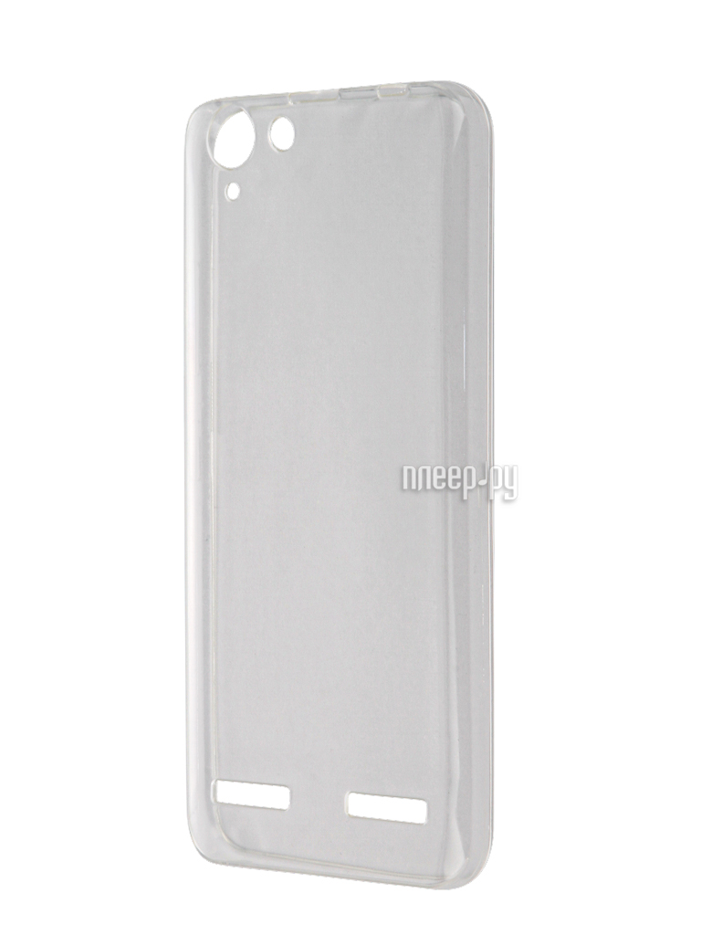Аксессуар Чехол Lenovo Vibe K5 / K5 Plus A6020 Svekla Transparent SV-LEA6020-WH