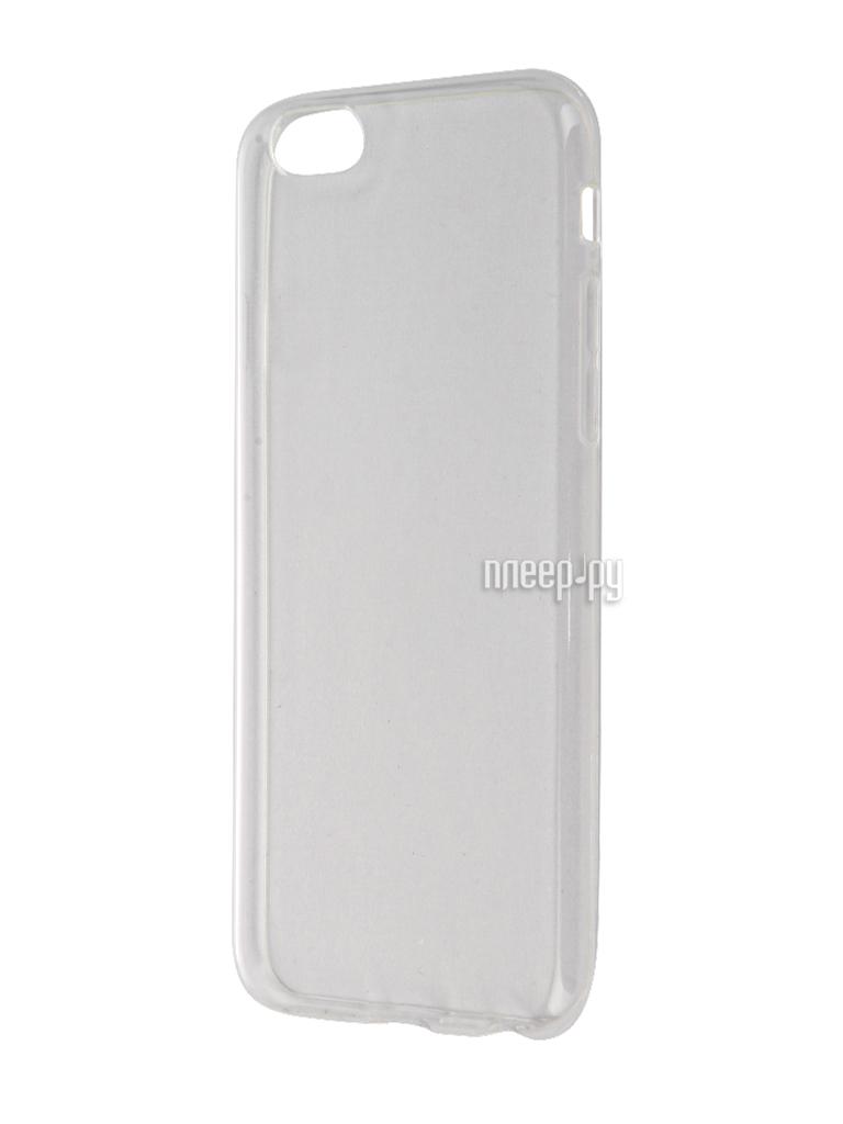 Аксессуар Чехол Svekla для APPLE iPhone 6 / 6S Transparent SV-AP6 / 6S-WH