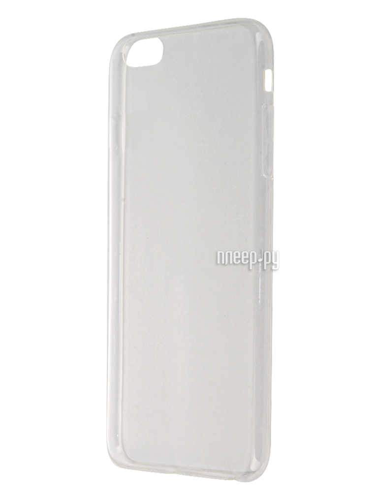 Аксессуар Чехол Svekla для APPLE iPhone 6 / 6S Plus Transparent SV-AP6 / 6SPLUS-WH