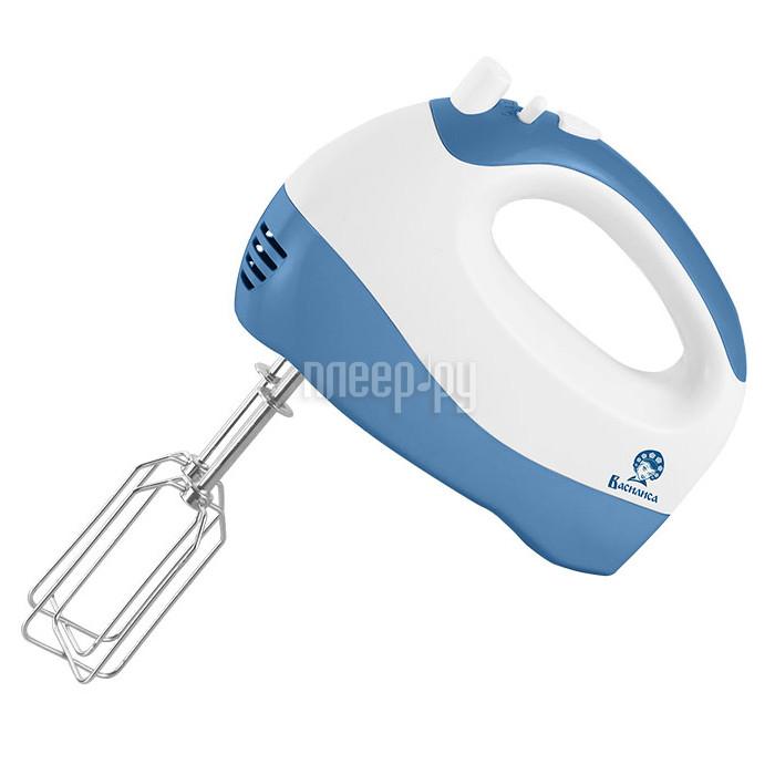 Миксер Василиса МК1-300 White-Blue