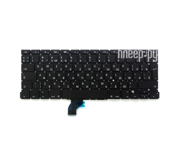 Аксессуар TopON TOP-100304 для APPLE MacBook Pro 13-inch A1502 Series Black