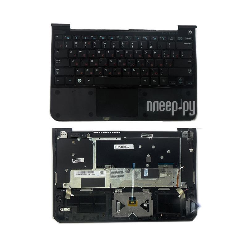Клавиатура TopON TOP-100462 для Samsung NP900X1A / NP900X1B Series Topcase Black