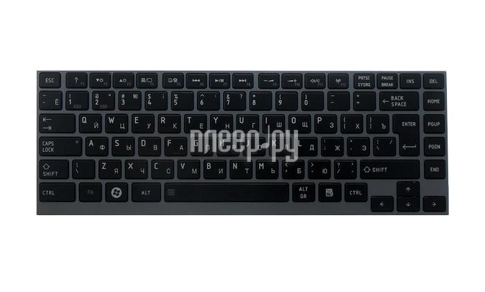 Клавиатура TopON TOP-100488 для Toshiba Portege Z830 / Z930 Series Black