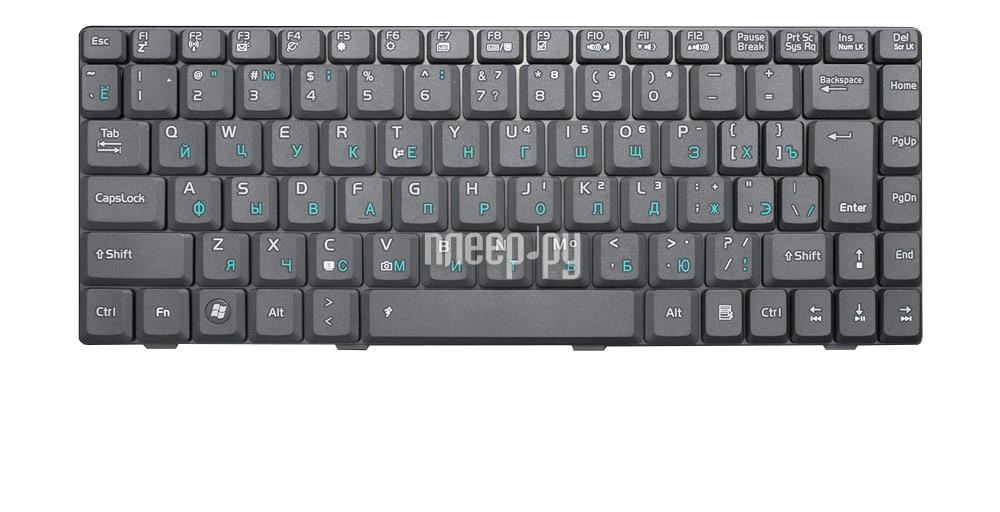 Клавиатура TopON TOP-69726 для ASUS F9 / F9S / F9E / F9D / F9F / F9G / F6 / F6V / U3 / U3S / U6 / U6E / U6V Series Black