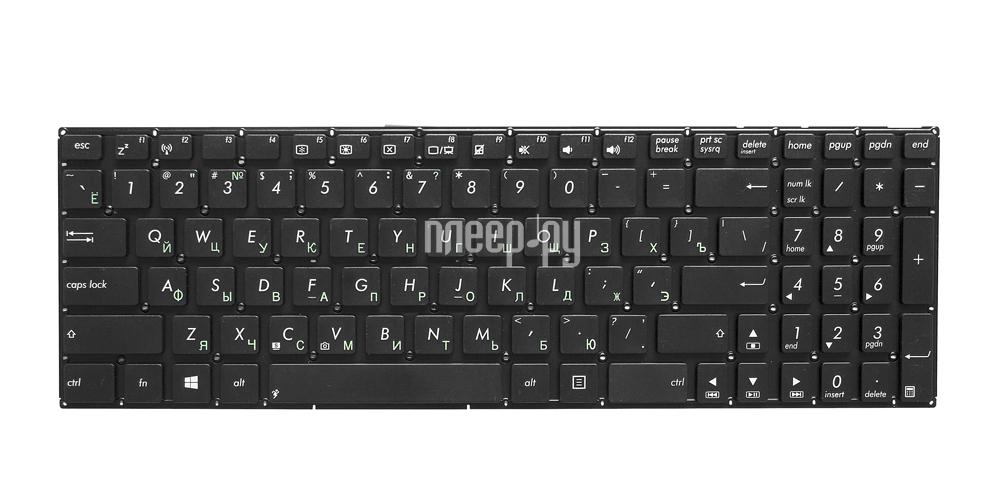 Клавиатура TopON TOP-99925 для ASUS X550 / X550C / X550CA / X550CC / X550CL / X551 / X551C / X551CA / X550L / X502 / X502CA / X502U