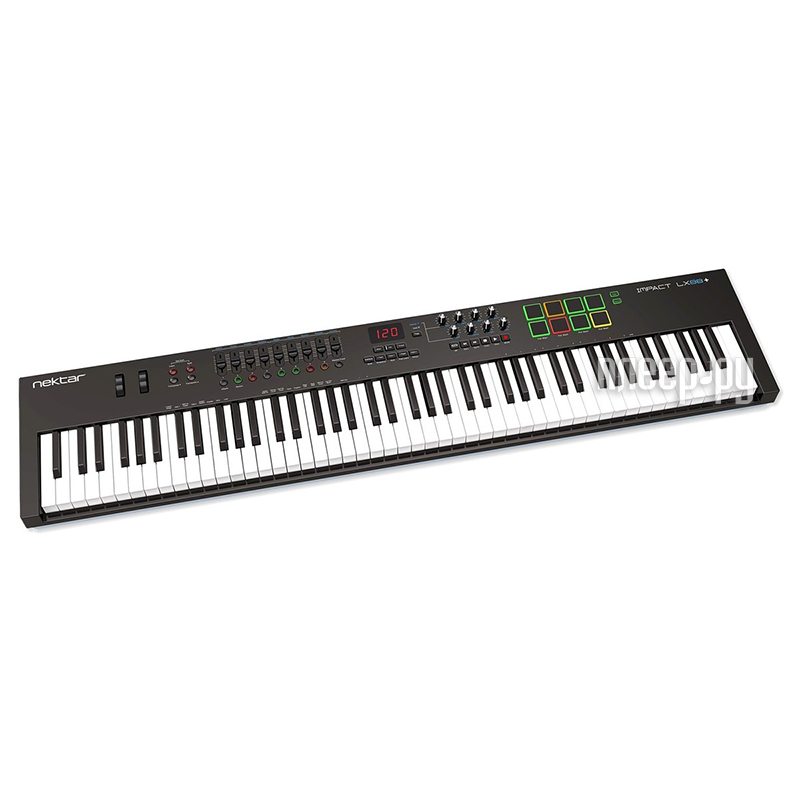 MIDI-клавиатура Nektar Impact LX88+