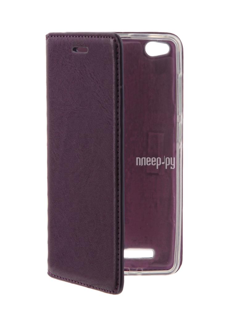 Аксессуар Чехол Xiaomi Redmi Note 4 Gecko Silicone Transparent-Glossy Black S-G-XIRMNOTE4-BL