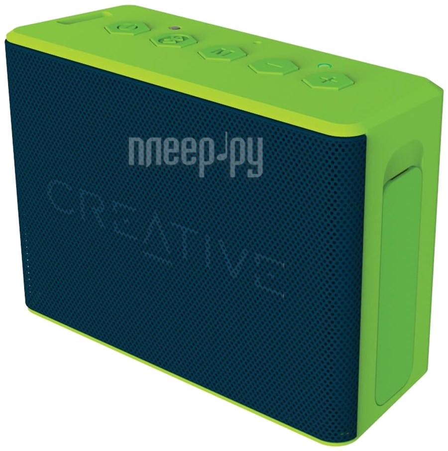 Колонка Creative Muvo 2C Green