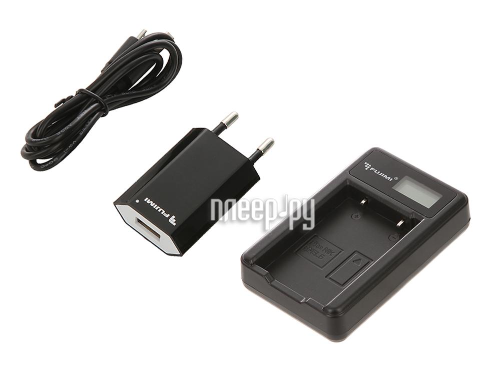 Зарядное устройство Fujimi FJ-UNC-ENEL5 + Адаптер питания USB