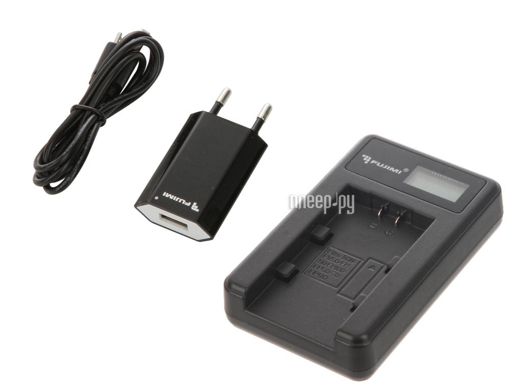 Зарядное устройство Fujimi FJ-UNC-FH50 + Адаптер питания USB