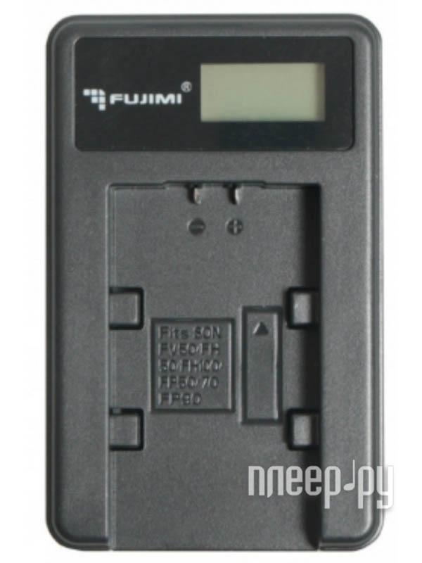 Зарядное устройство Fujimi FJ-UNC-BLN1 + Адаптер питания USB