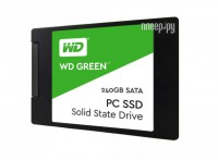 Жесткий диск 240Gb - Western Digital WD Green WDS240G1G0A