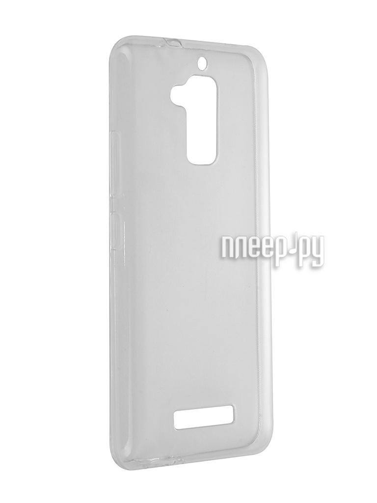 Аксессуар Чехол ASUS Zenfone 3 MAX ZC520TL Zibelino Ultra Thin Case White ZUTC-ASU-ZC520TL-WHT