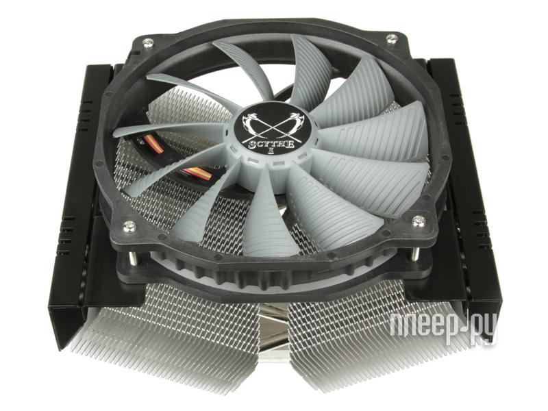 Кулер Scythe Grand Kama Cross 3 SCGKC-3000 (Intel LGA775/LGA1150/LGA1151/LGA1155/LGA1156/LGA1366/LGA2011/2011-v3/AMD AM2/AM2+/AM3/AM3+