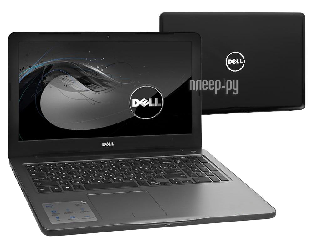 Ноутбук Dell Inspiron 5567 5567-0590 (Intel Core i5-7200U 2.5 GHz / 8192Mb / 1000Gb / DVD-RW / AMD Radeon R7 M445 4096Mb / Wi-Fi / Bluetooth / Cam / 15.6 / 1920x1080 / Linux)