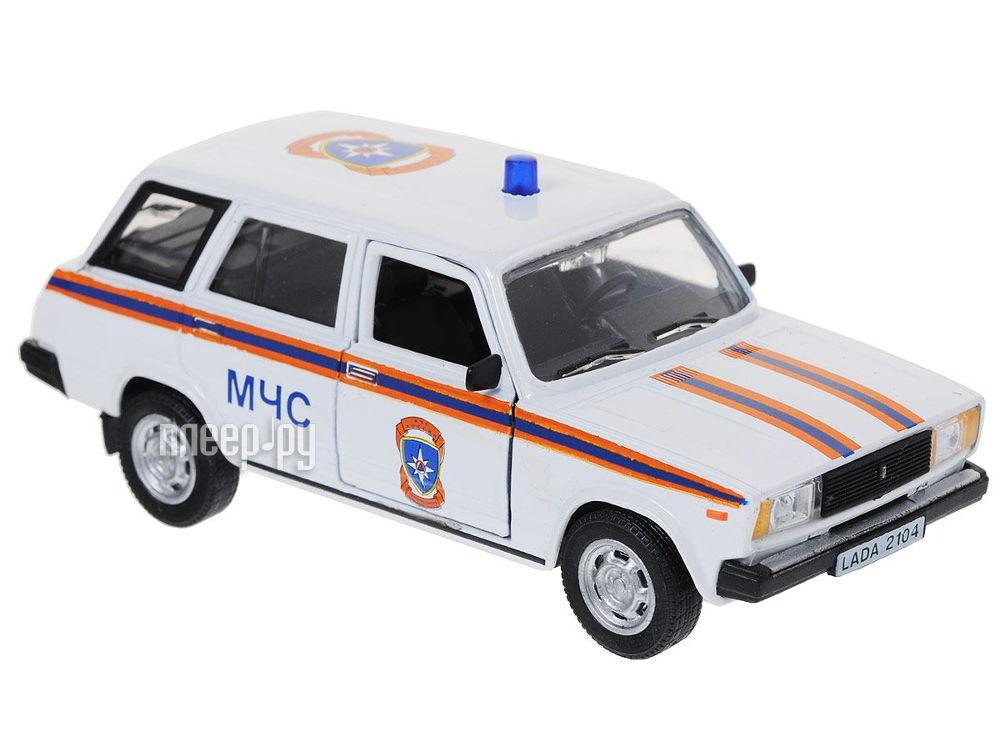 Машина AUTOTIME Лада 2104 МЧС 32678W-RUS купить