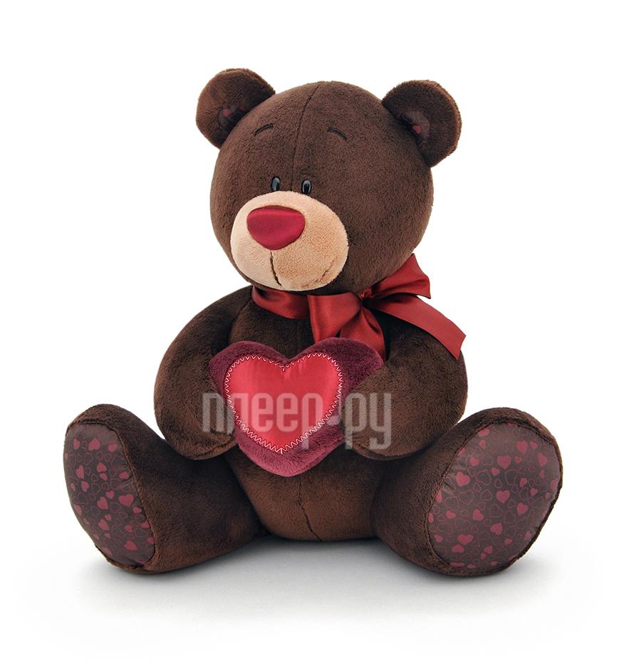 Игрушка Orange Toys Choco Медведь мальчик с сердцем 30cm 78303 C003 / 30